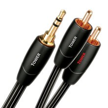 Кабель AudioQuest Tower 3.5mm/RCA (1,0 м)
