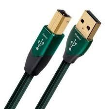 Цифровой аудио кабель AudioQuest Forest, USB (A-B) 1,5 м.