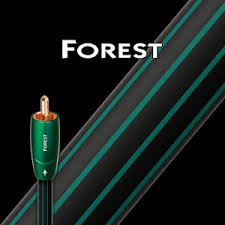 Цифровой коаксиальный кабель AudioQuest Digital Coax Forest 3.0m