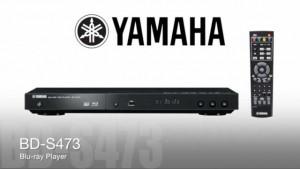 Blu-ray проигрыватель Yamaha BD-S473