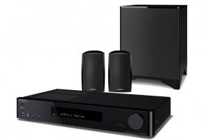 Система домашнего театра (Ресивер + Акустика 2.1) : Onkyo LS5200 Black