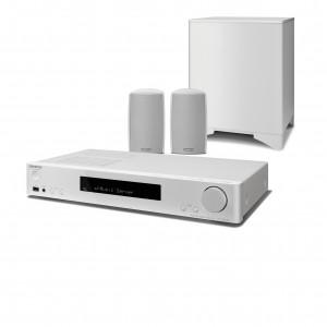 Система домашнего театра (Ресивер + Акустика 2.1) : Onkyo LS5200 White