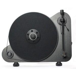 Виниловый проигрыватель Pro-Ject VT-E R Black OM5e
