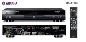 Blu-ray проигрыватель Yamaha BD-A1020