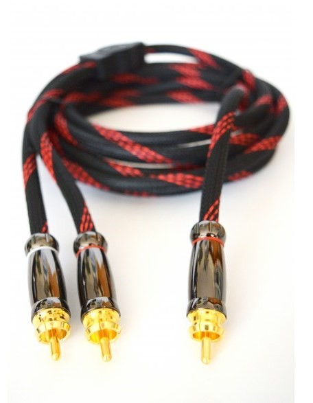 Сабвуферный кабель MT-Power Diamond Sub 8м. -