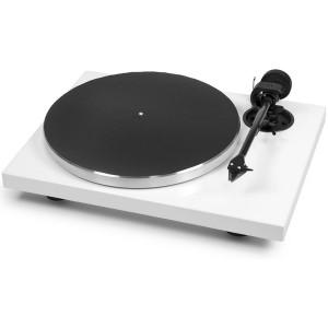 Виниловый проигрыватель Pro-Ject 1Xpression Carbon Classic (2M Silver) - White