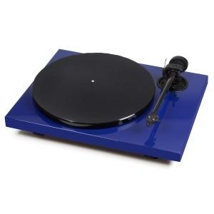 Виниловый проигрыватель Pro-Ject 1Xpression Carbon Classic (2M Silver) - MIDNIGHT-BLUE