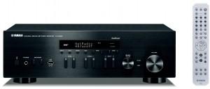 Сетевой HiFi-ресивер Yamaha R-N402D Black