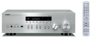 Сетевой HiFi-ресивер Yamaha R-N402D Silver