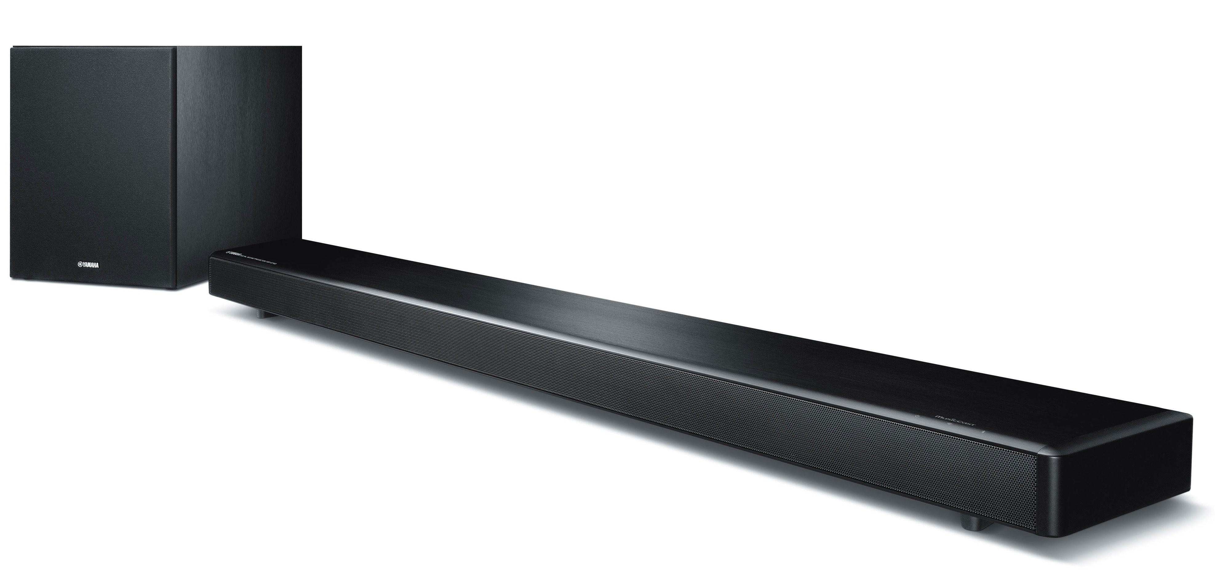 Саундбар Yamaha YSP-2700 Black -