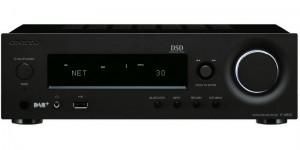 Сетевой стерео-ресивер Onkyo R-N855 Black