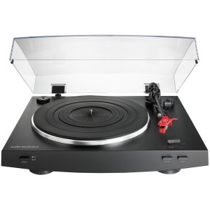 Виниловый проигрыватель Audio-Technica AT-LP3 Black