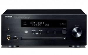 Сетевой ресивер Yamaha CRX-N470 Black