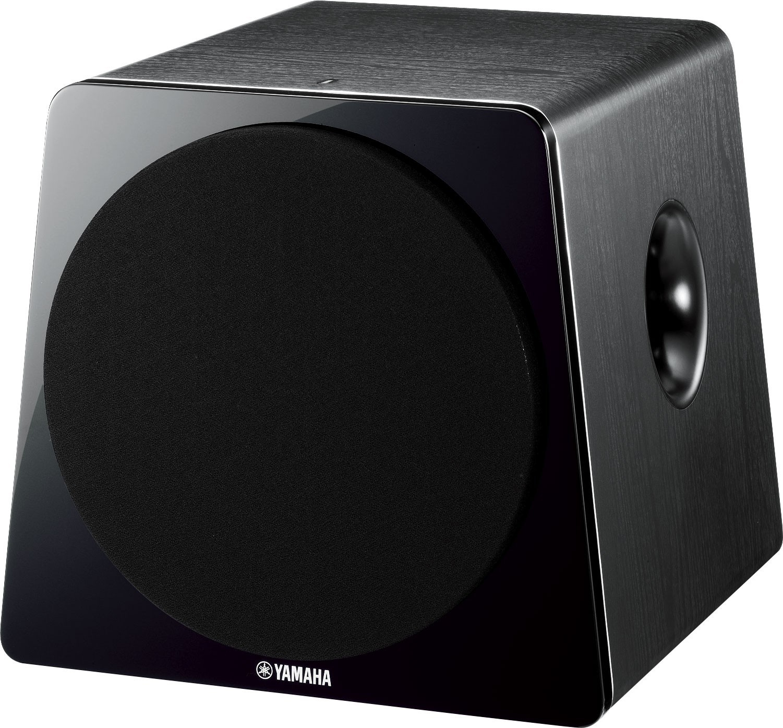 Сабвуфер Yamaha NS-SW500 Black -