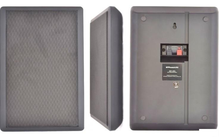 Настенная акустика MT-Power NS - 5SL Black -