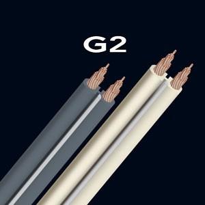 Акустический кабель AudioQuest G2 (2/16 AWG) (30 метров)