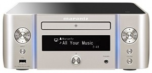 CD ресивер Marantz M-CR611 Gold