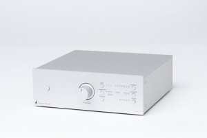 Фонокорректор Pro-Ject Phono BOX DS2 USB Silver