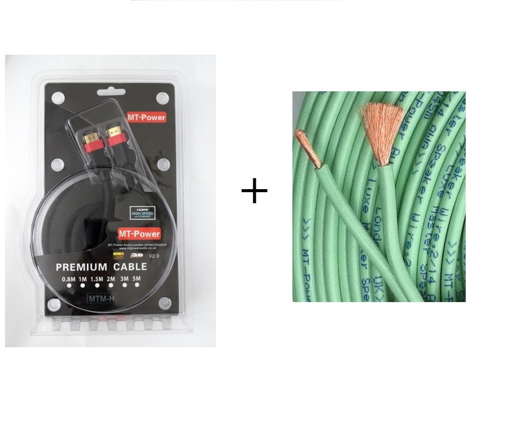 Комплект кабелей MT-Power для ДК №2 -