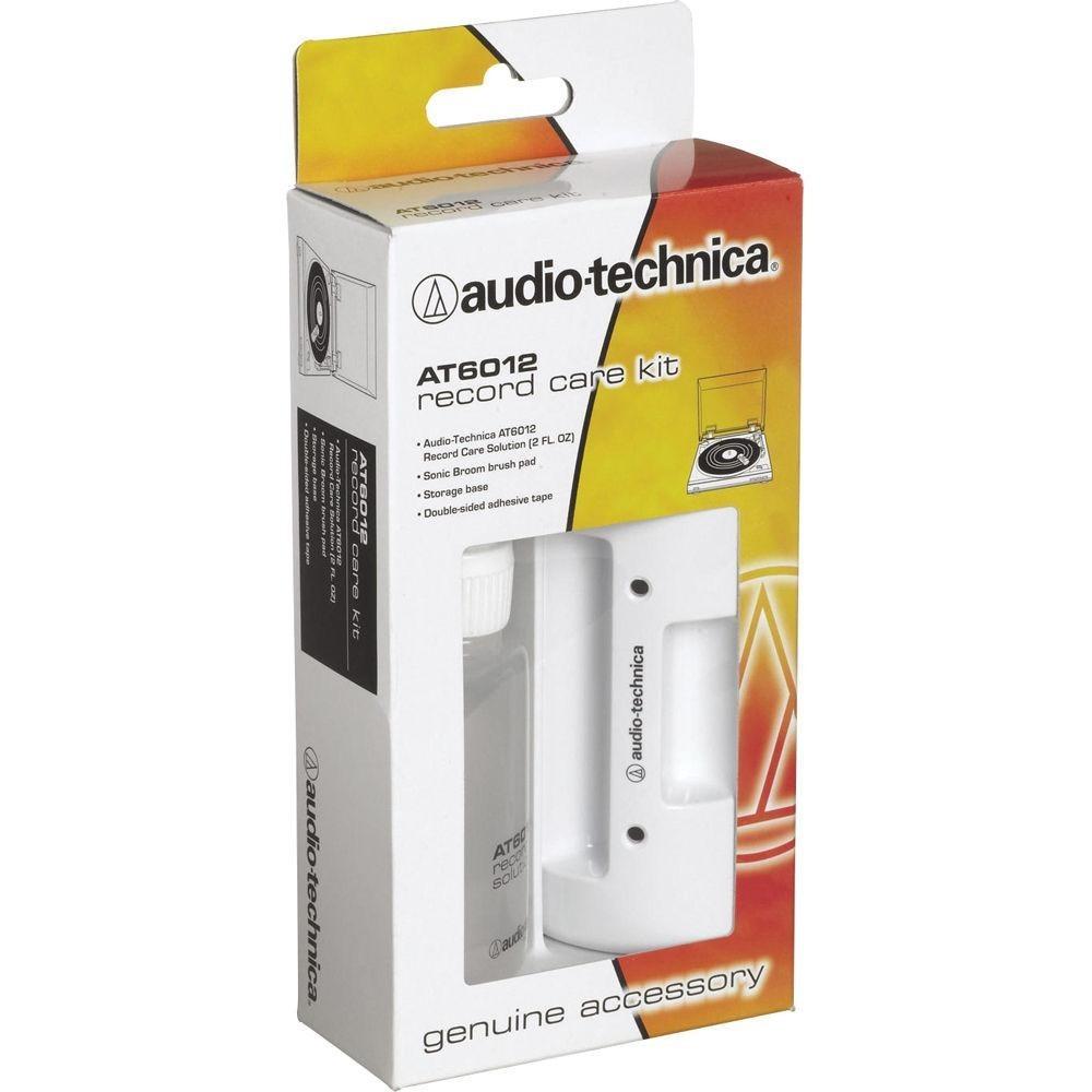 Набор для чистки пластинок Audio-Technica AT-6012 -