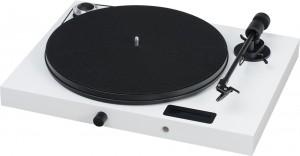 Виниловый проигрыватель Pro-Ject Juke Box E (OM 5E) - White
