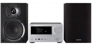Hi-Fi минисистема Onkyo CS-N575D Black-Silver