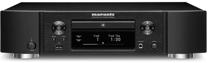 Сетевой проигрыватель Marantz ND8006 Black -