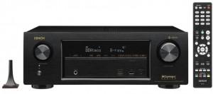 AV ресивер Denon AVR-X1400H Black