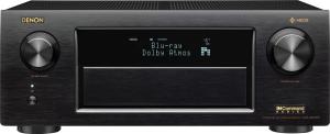 AV ресивер Denon AVR-X6400H Black