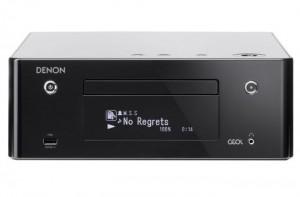 Сетевой CD-ресивер Denon CEOL RCD-N9 Black
