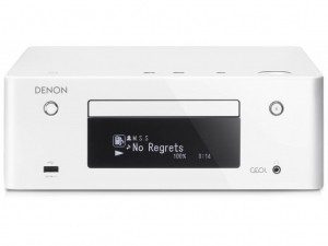 Сетевой CD-ресивер Denon CEOL RCD-N9 White
