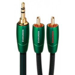 Кабель AudioQuest EVERGREEN 3.5mm/RCA (0.6м)
