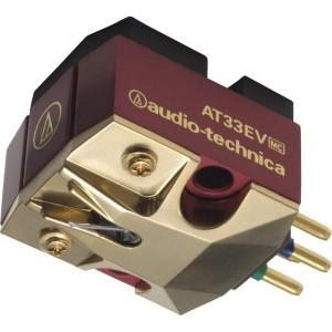 Головка звукоснимателя Audio-Technica AT33EV