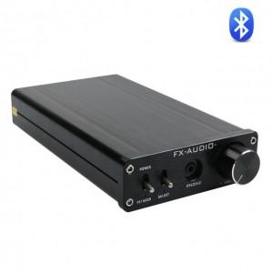 Bluetooth усилилитель FX-AUDIO FX-1602S 2 Х 130 ВТ / 4 ОМ BLACK