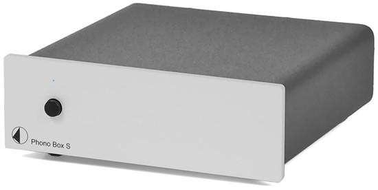 Фонокорректор Pro-Ject Phono Box S2 Silver -