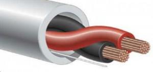 Акустический кабель AudioQuest FLX-DB 16/2
