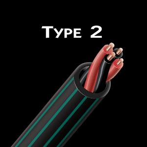 Акустический кабель AudioQuest Type 2