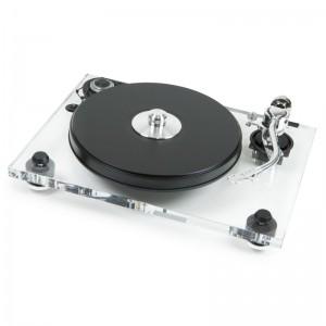 Виниловый проигрыватель Pro-Ject 2 Xperience DC ACRYL S-Shape 2M Silver