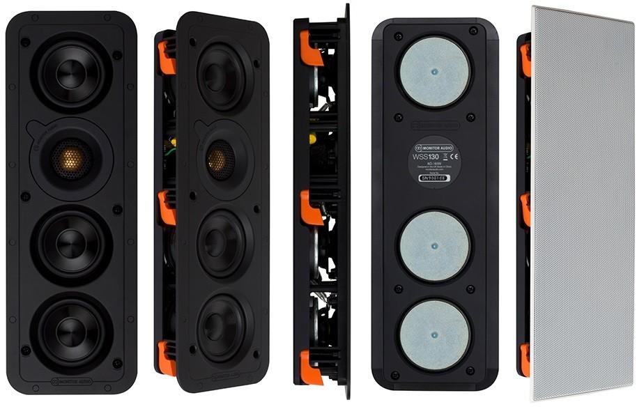 Встраиваемая акустика Monitor Audio WSS130 Super Slim -