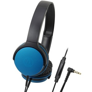 Наушники Audio-Technica ATH-AR1iS Blue