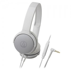 Наушники Audio-Technica ATH-AR1iS White