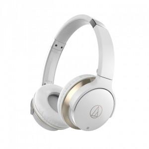 Беспроводные наушники Audio-Technica ATH-AR3BT White