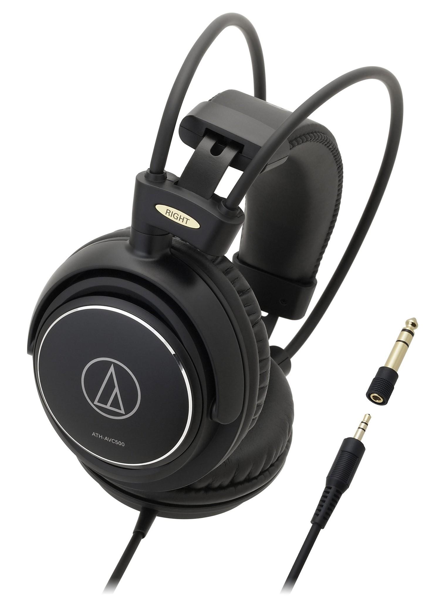 Наушники Audio-Technica ATH-AVC500 -