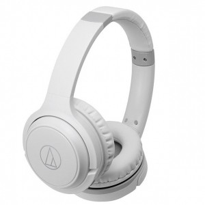 Беспроводные наушники Audio-Technica ATH-S200BT White