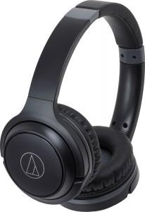 Беспроводные наушники Audio-Technica ATH-S200BT Black