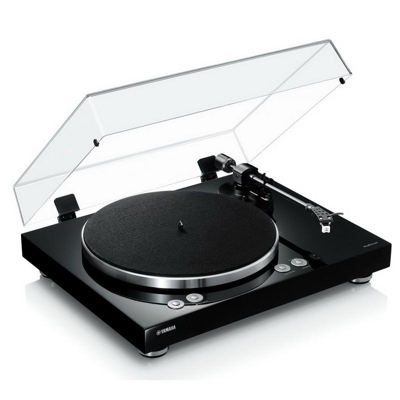 Виниловый проигрыватель Yamaha TT-N503 (MusicCast VINYL 500) Black Gloss -