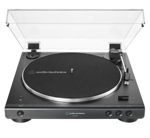 Виниловый проигрыватель Audio-Technica AT-LP60X Bluetooth Black