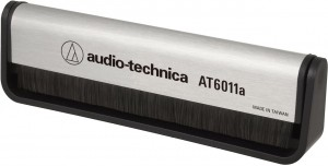 Щетка для винила Audio-Technica acc AT6011a Anti-Static Record Brush