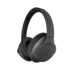 Беспроводные наушники Audio-Technica ATH-ANC700BTBK