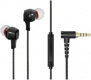 Внутриканальные наушники FiiO F1 Black In-ear